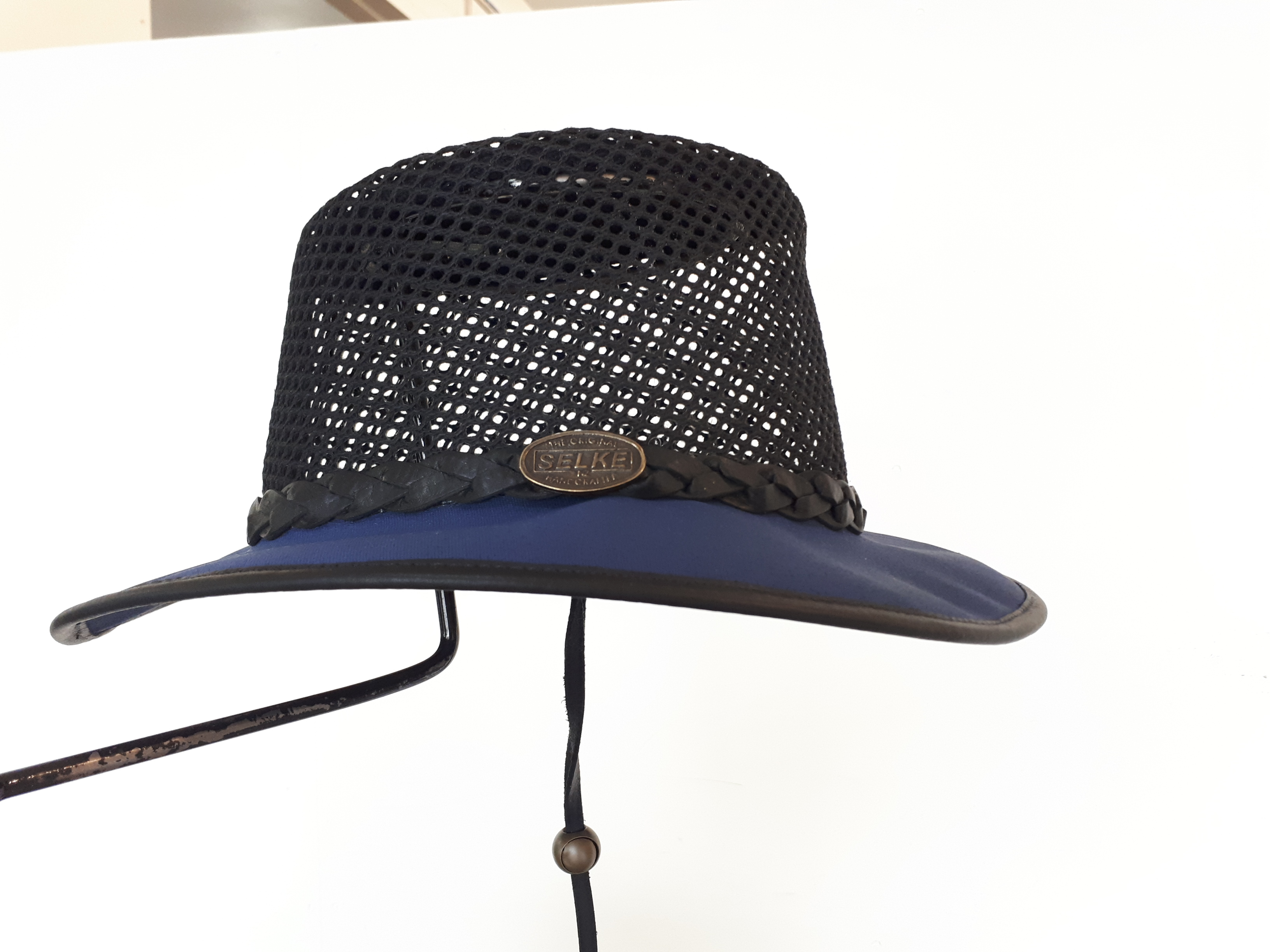 268383e3509 Airhead - Selke NZ high quality handcrafted leather   fabric hats