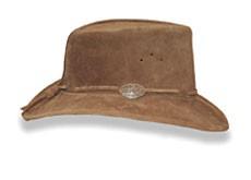 c3595594de1 Bush Hat Wide Brim - Selke NZ high quality handcrafted leather ...