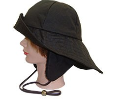 8a9bdcb2f77 The Souwester - Selke NZ high quality handcrafted leather   fabric hats